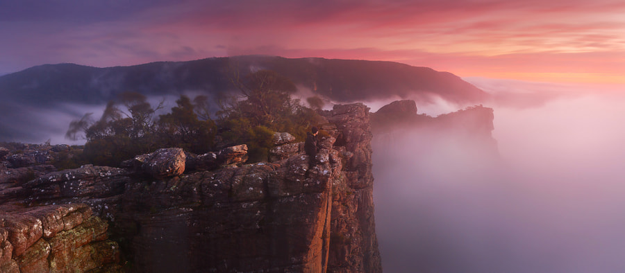 Astride the Pinnacle by Dylan Toh & Marianne Lim on 500px.com