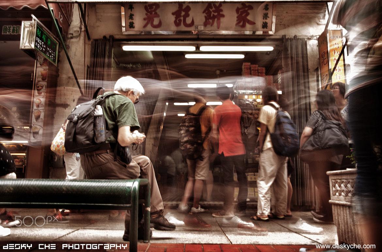 Photograph Long Queue Time! by Desky Che on 500px