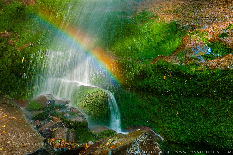 Photograph Rainbow Falls by Ryan Heffron on 500px