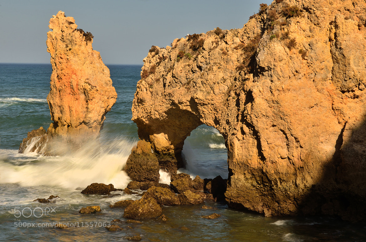 Photograph Natural Arch by Csilla Zelko on 500px