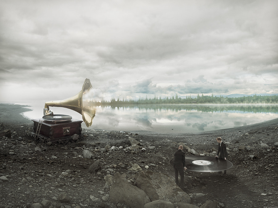 Soundscapes by Erik Johansson on 500px.com