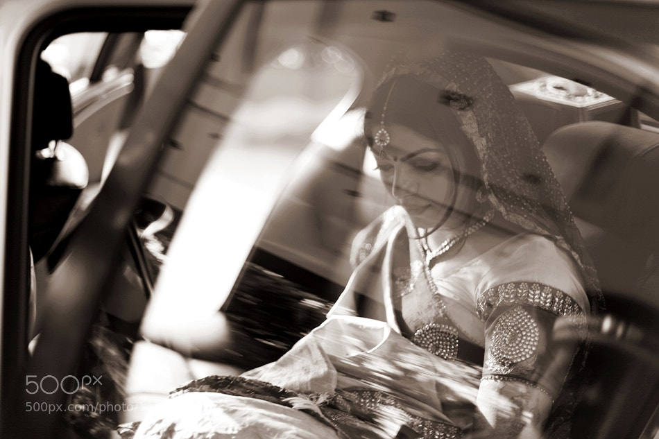 Photograph Just Married. by Arjun Kamath on 500px
