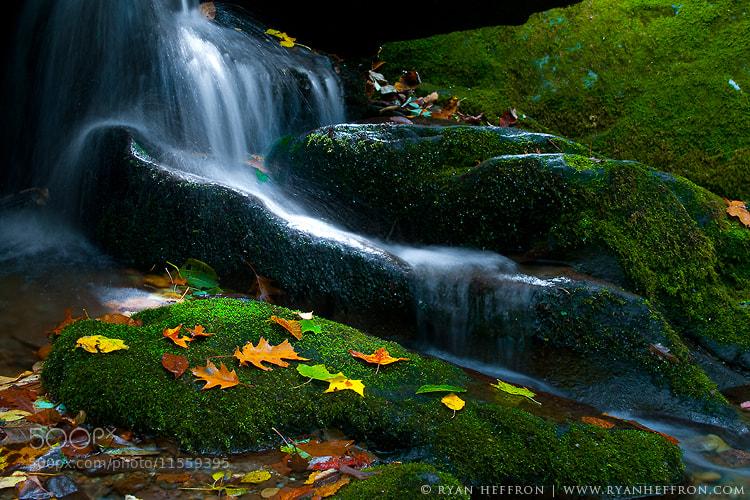Photograph Autumn Falls by Ryan Heffron on 500px