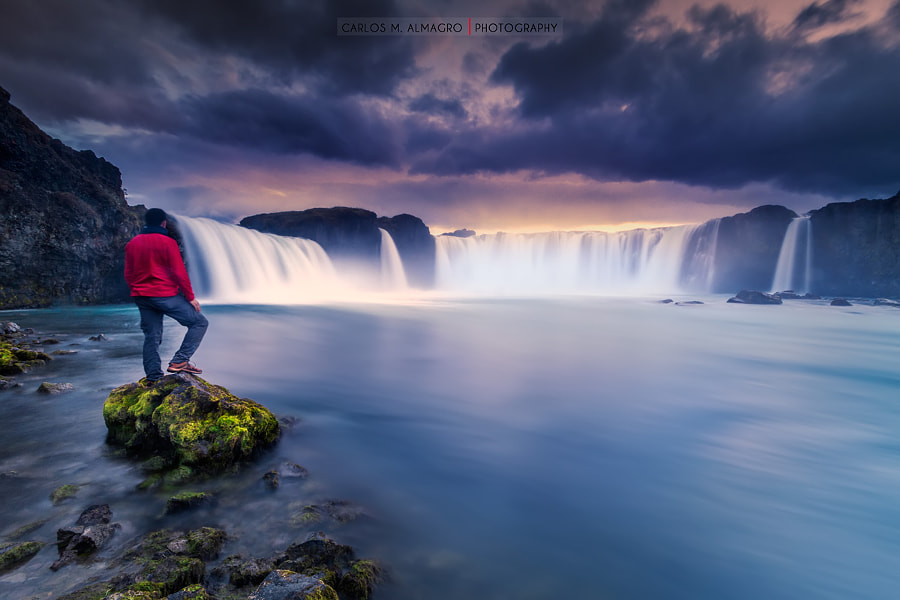 Photograph Be water by Carlos M. Almagro on 500px