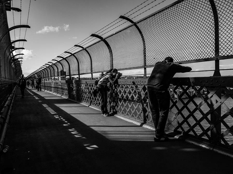 Photograph Photowalk Bridging the Gap by Travis Chau on 500px