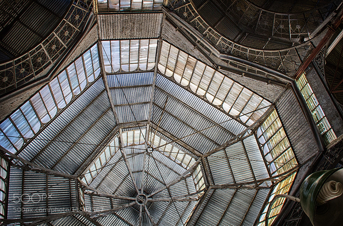 Photograph Market Roof by Taylor Moore on 500px