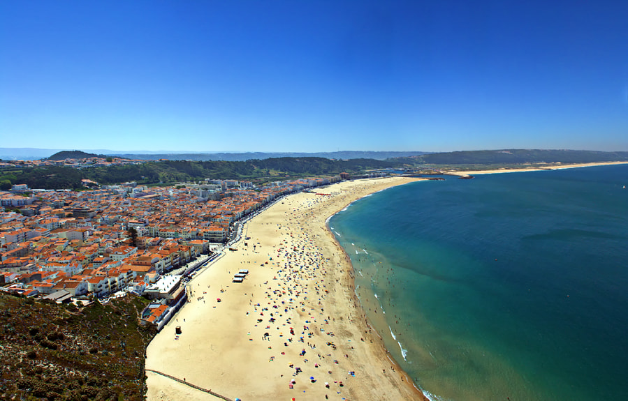 Photograph Nazaré - Portugal by Carlos Lopes on 500px