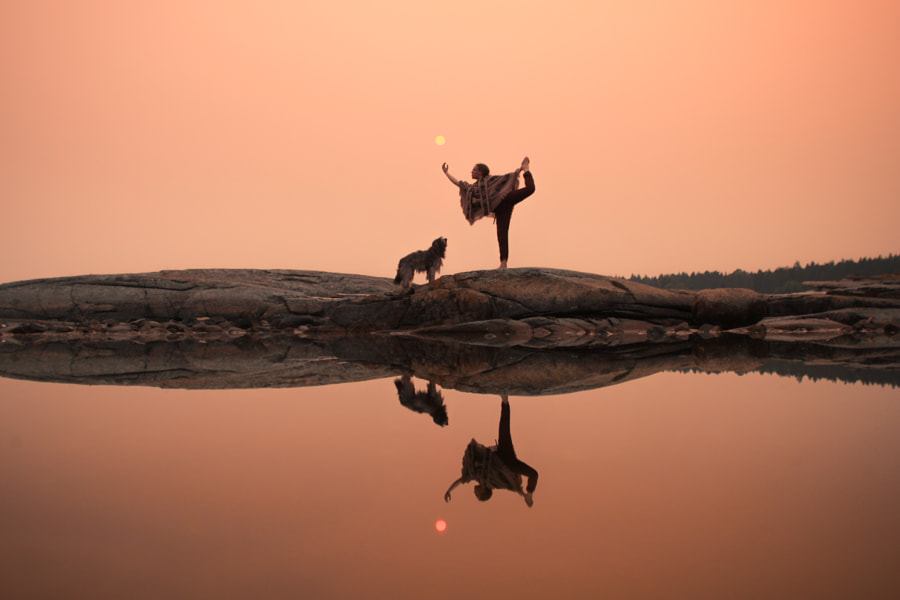 Finding Symmetry by Lizzy Gadd on 500px.com