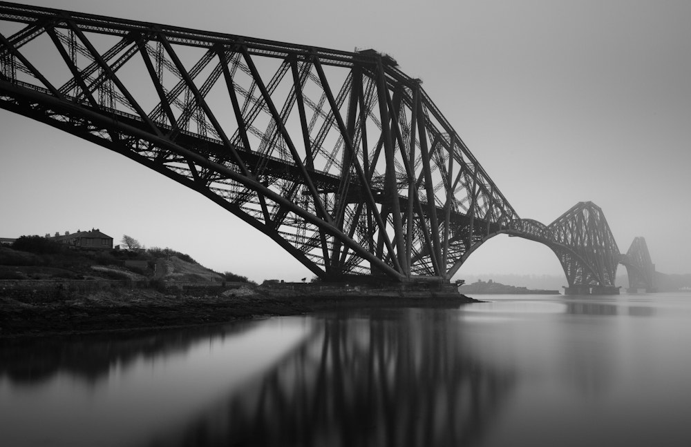 Photograph The Forth Rail Bridge by Billy Currie on 500px