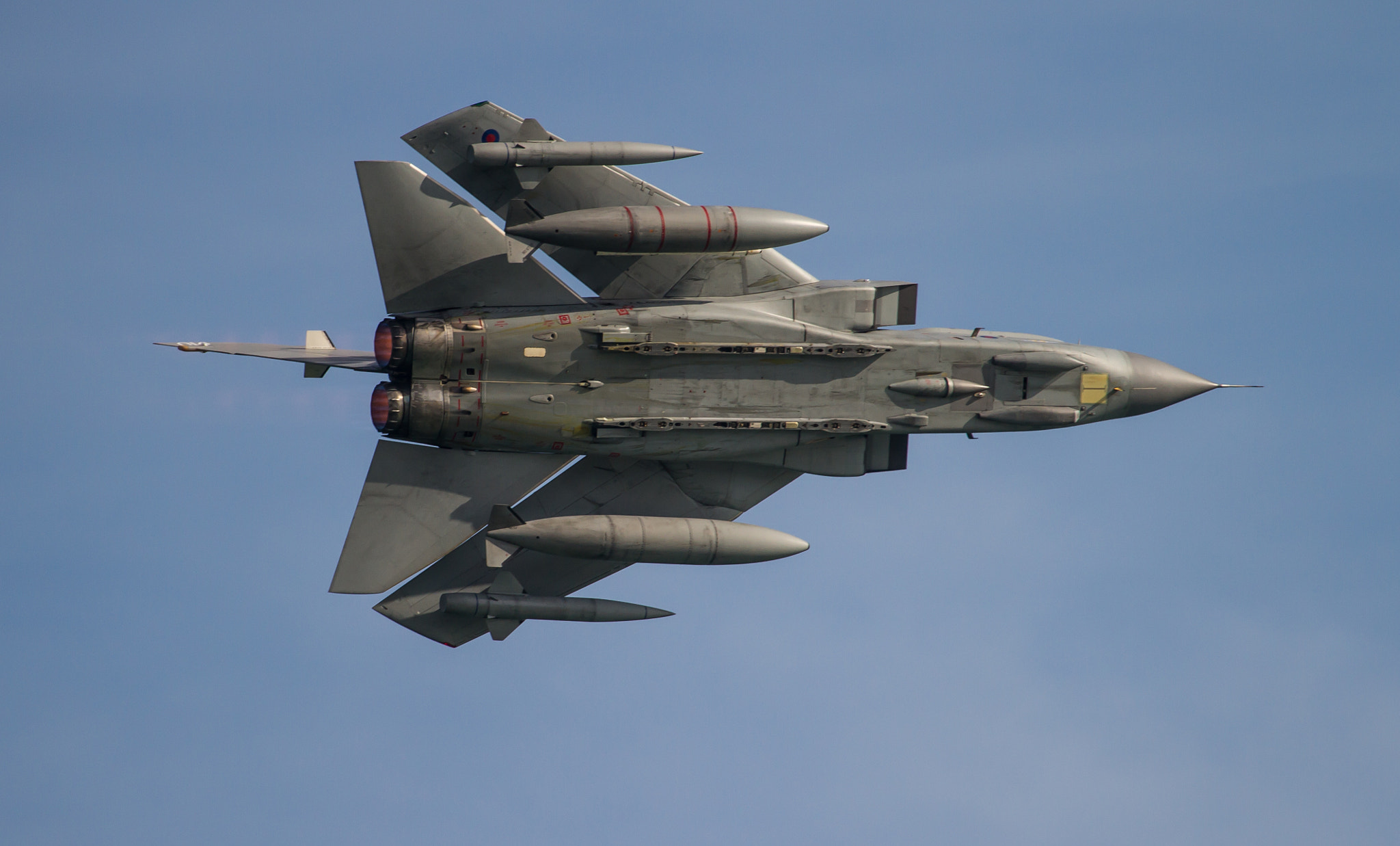 Photograph RAF Tornado GR4 by Andrew Wickens on 500px