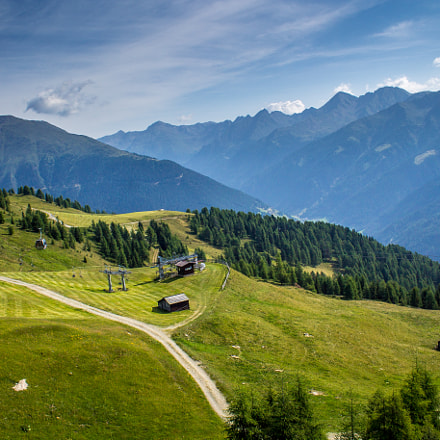 Thurntaler Gipfel Sillian