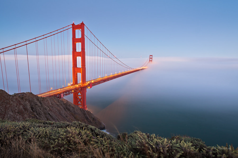 Golden Gate Bridge - San Francisco - CA