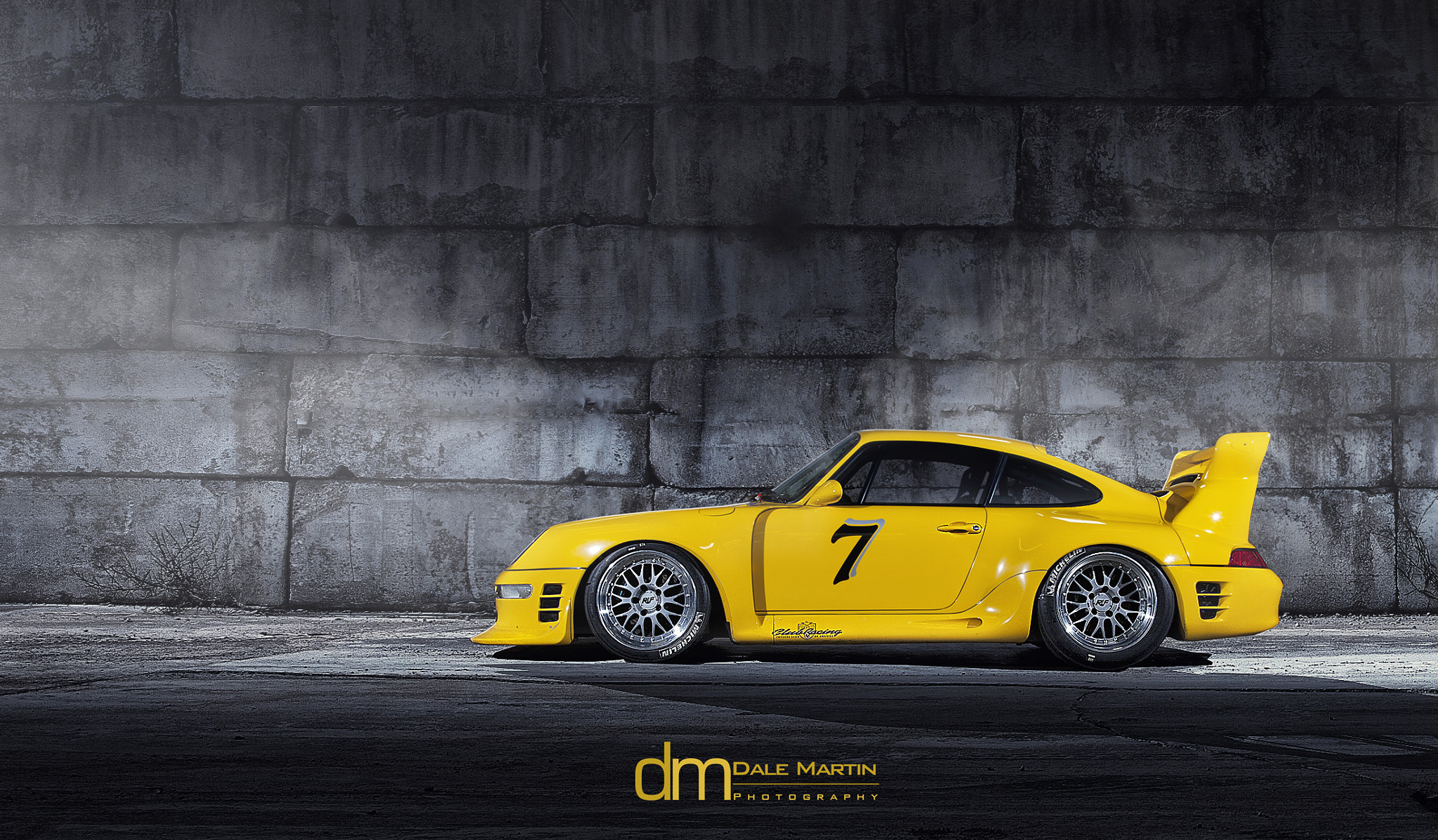 Photograph Ruf Profile by Dale  Martin on 500px