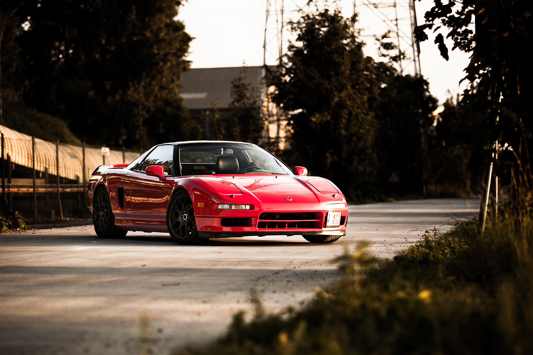 Photograph Acura NSX by Lorenzo Hamers on 500px