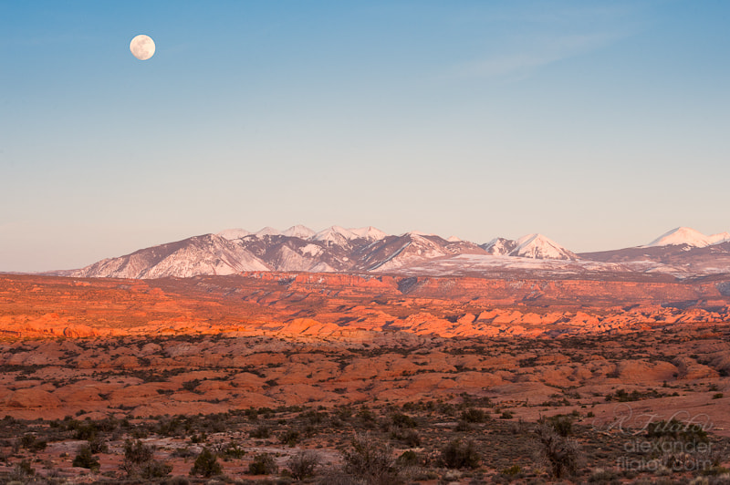 Photograph La Sal Mountains by Alex Filatov | alexfilatovphoto.com on 500px