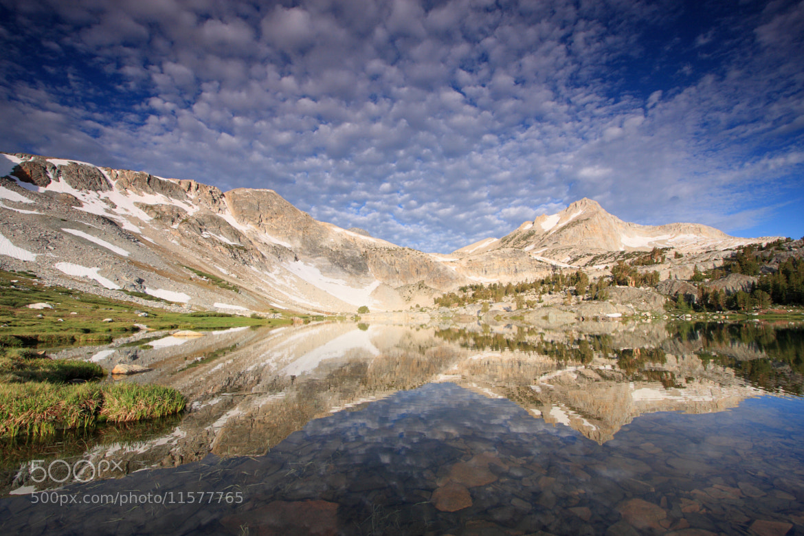Photograph Sierra reflection by Xavier Cohen on 500px
