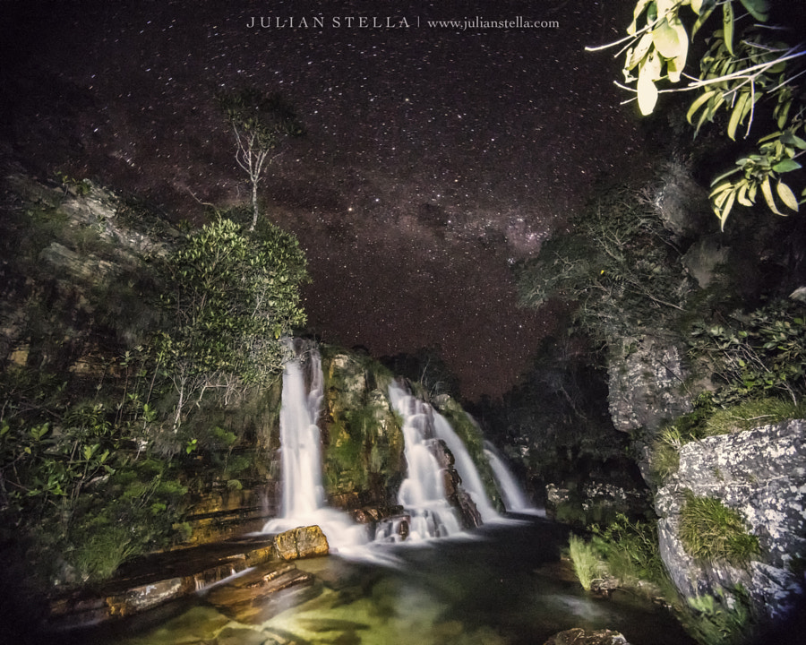 Under the gaze of Milky Way by Julian Stella on 500px.com