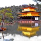 金閣寺, Golden Pavilion by Bu Balus