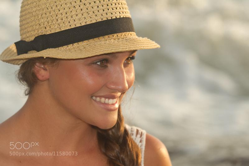 Photograph Natalie at Laguna Beach by Jeremy Hearne on 500px
