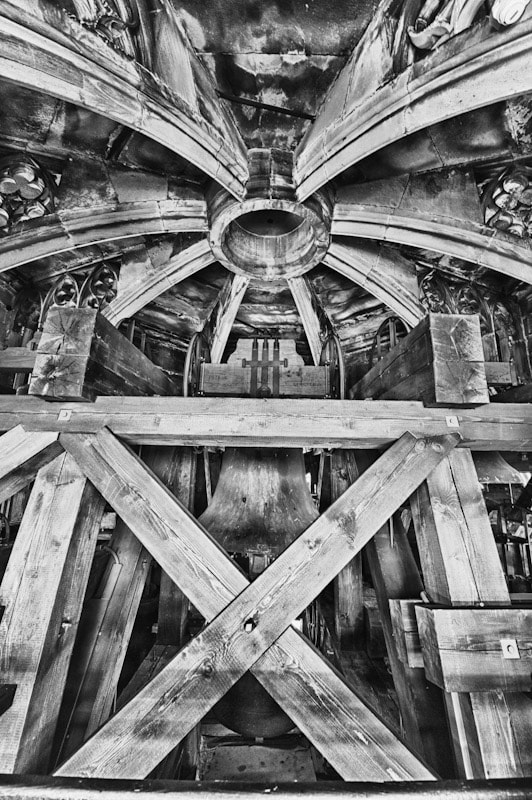 Photograph Freiburg Bell Tower by Mike Hagen on 500px