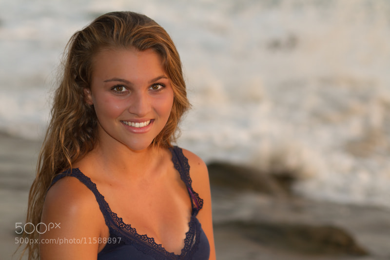Photograph Natalie at Laguna Beach 2 by Jeremy Hearne on 500px