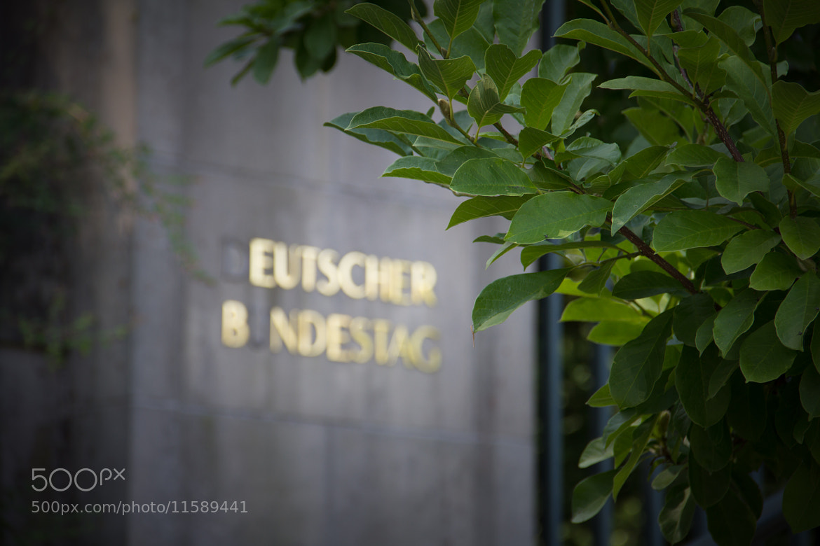 Photograph _eutscher B_ndestag by Laurent Meister on 500px