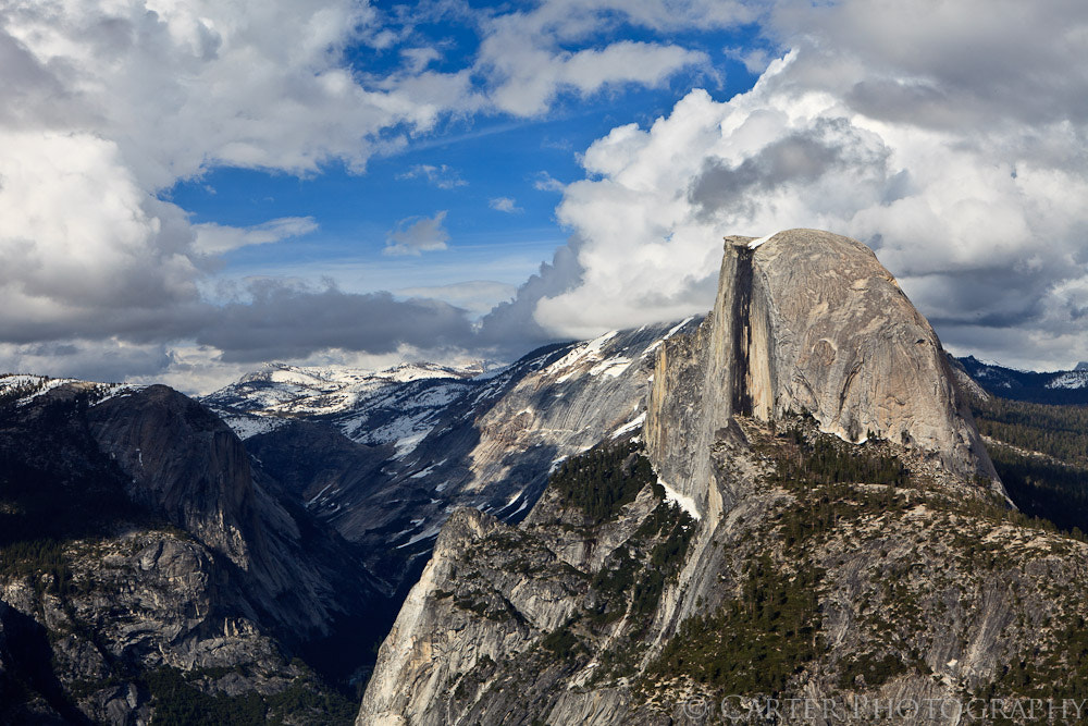 Photograph Half Dome by Justin Carter on 500px