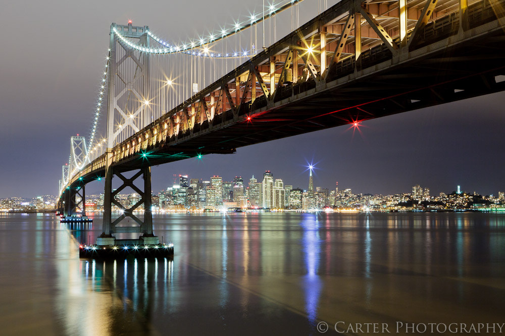 Photograph City Lights by Justin Carter on 500px