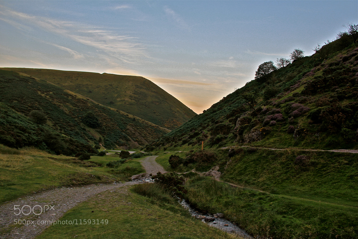 Photograph Carding Mill Valley by Poh Huay Suen on 500px