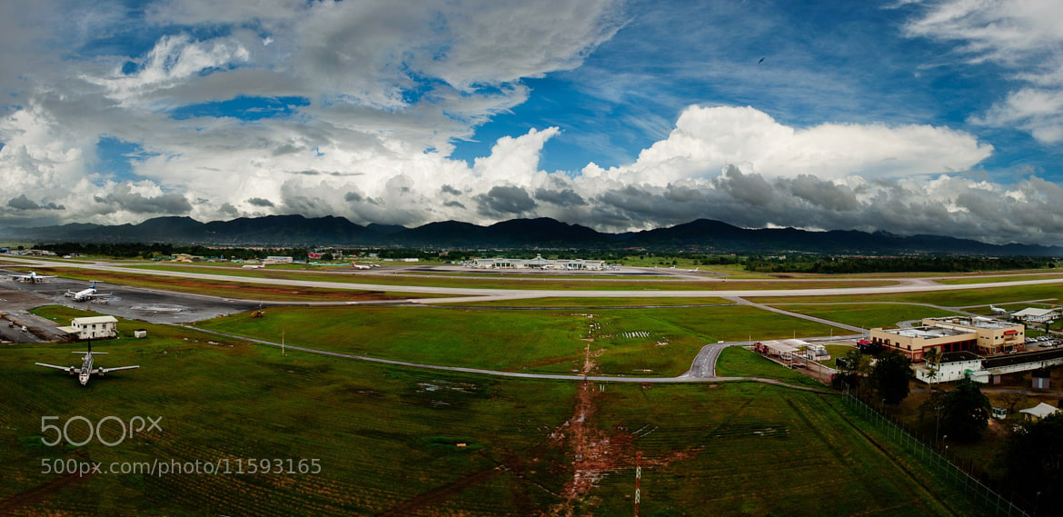 Photograph The Runway by Roger Seepersad on 500px