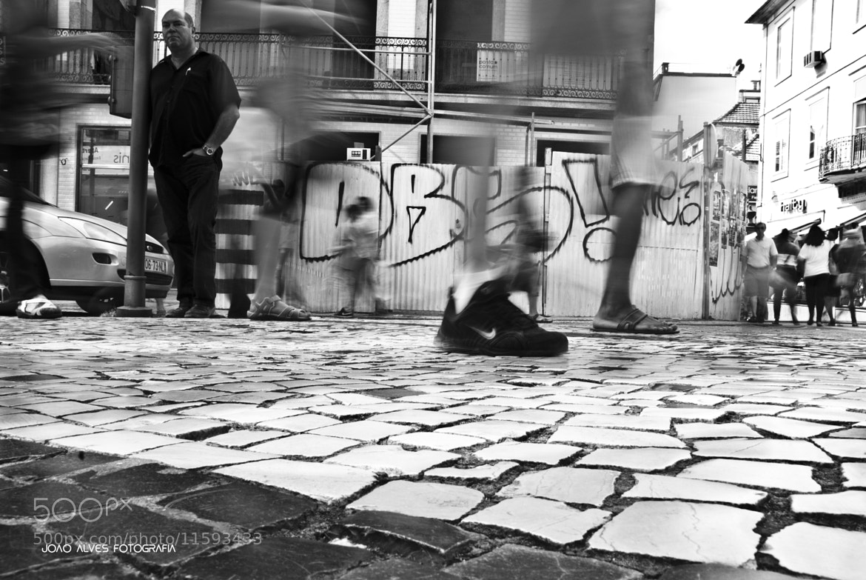 Photograph Walk on street by Joao Alves on 500px