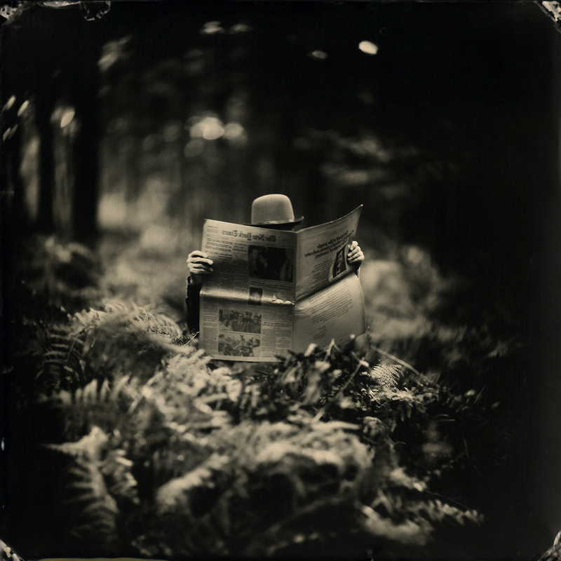"""Photograph """"Hat""""lines by Alex  Timmermans on 500px"""