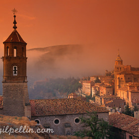 Albarracín by Luis Antonio Gil Pellin (Luichi)) on 500px.com