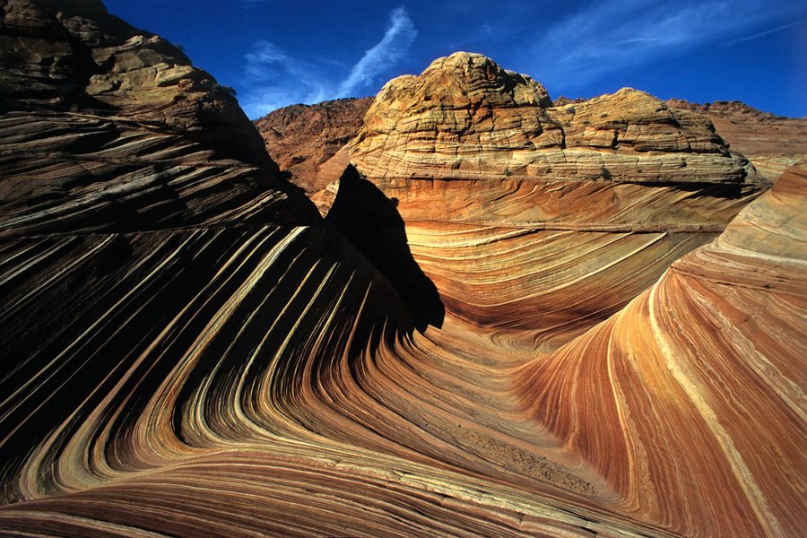 Photograph The Wave by Bryan Larson on 500px