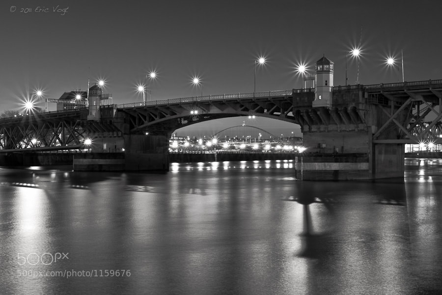 Photograph Burnside Bridge by Eric Vogt on 500px