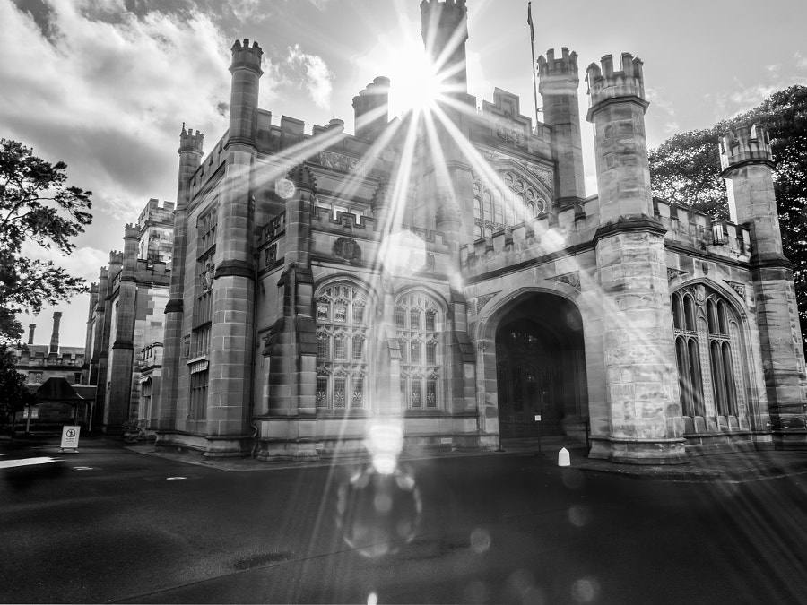 Photograph Sydney Government House by Travis Chau on 500px