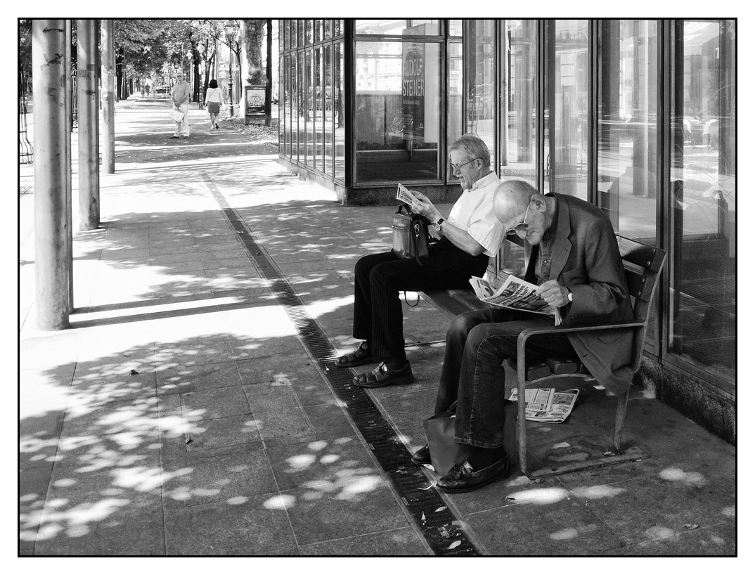 Photograph what's news by karl aster on 500px