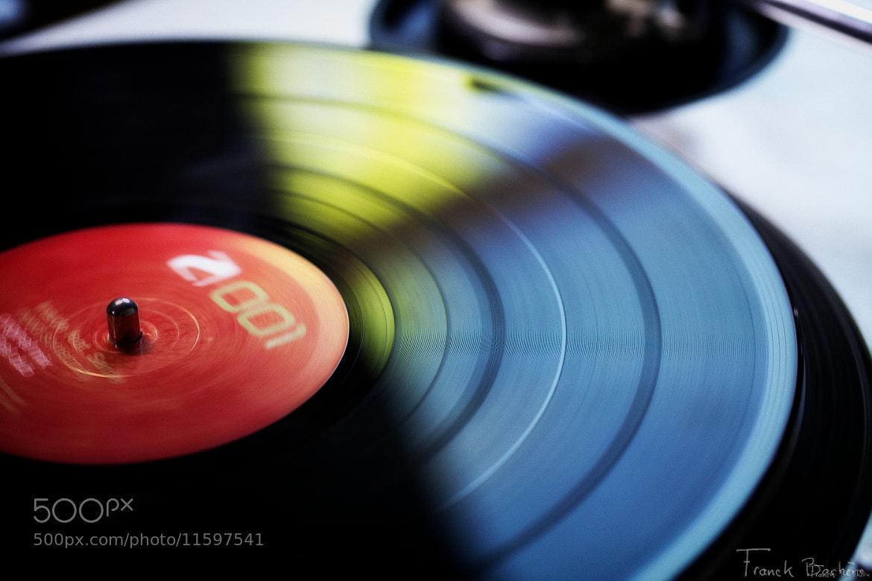 Photograph Vinyl by franck bachere on 500px