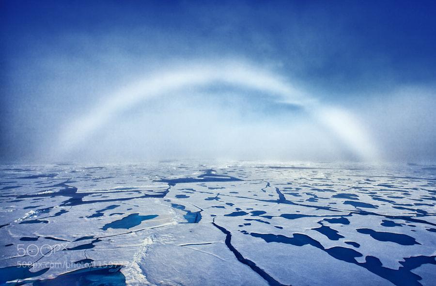 Photograph White Rainbow by Sam Dobson on 500px