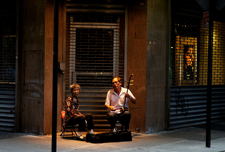 Photograph Symphony On Lonely Street by Sam C on 500px