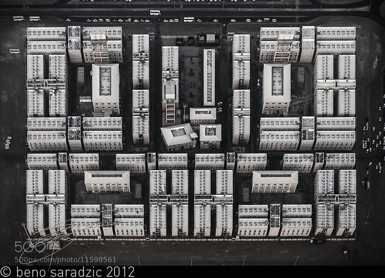 Photograph MACROCHIP 2 by Beno Saradzic on 500px