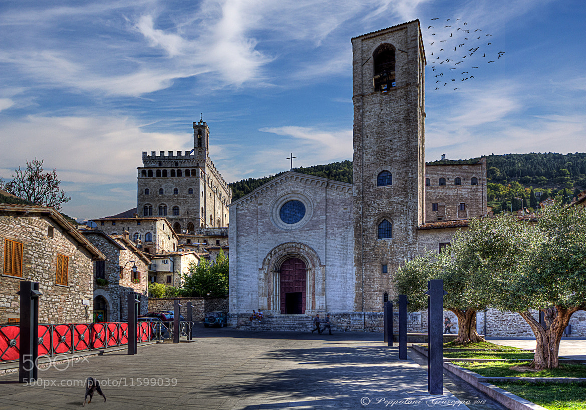 Photograph Gubbio (PG) by Giuseppe  Peppoloni on 500px