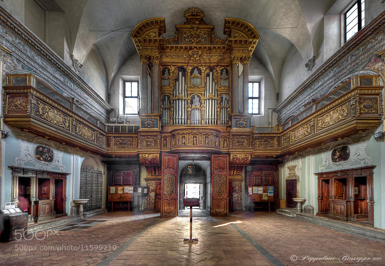 Photograph Chiesa San Pietro (PG) by Giuseppe  Peppoloni on 500px