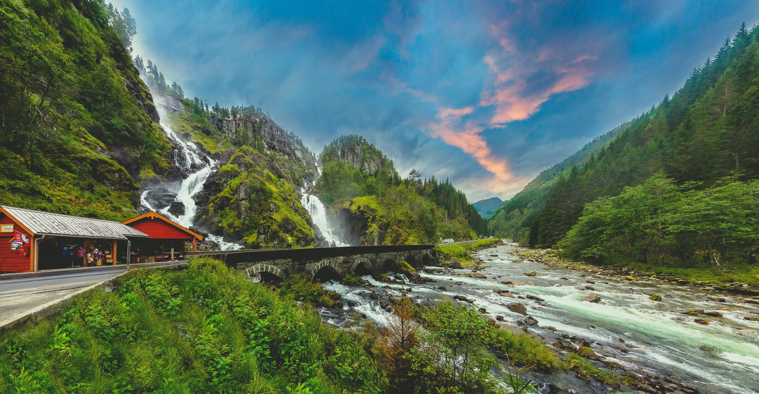 Image result for Latefoss norway