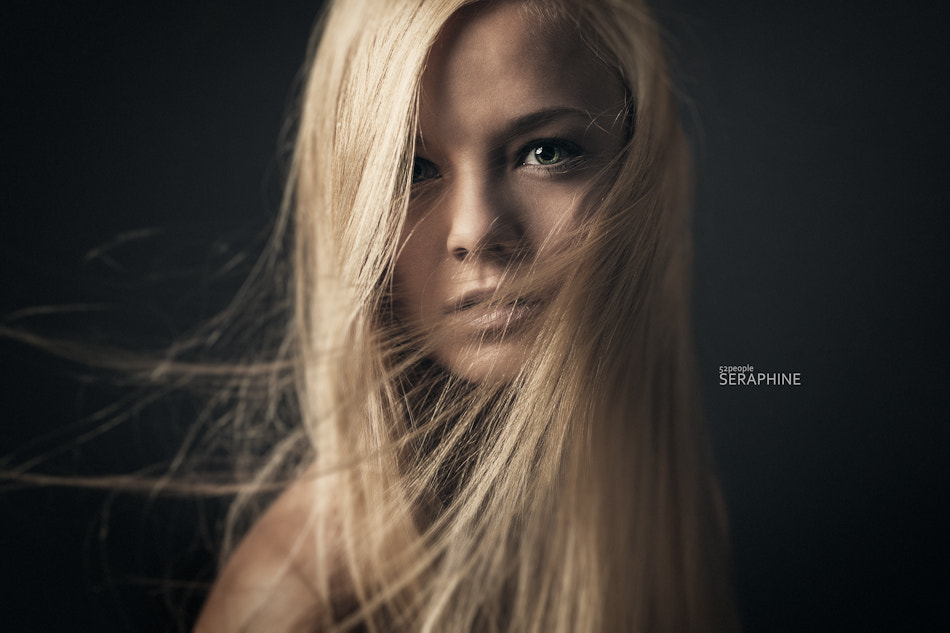 Photograph 5/52 People - Seraphine by Christopher Wesser on 500px