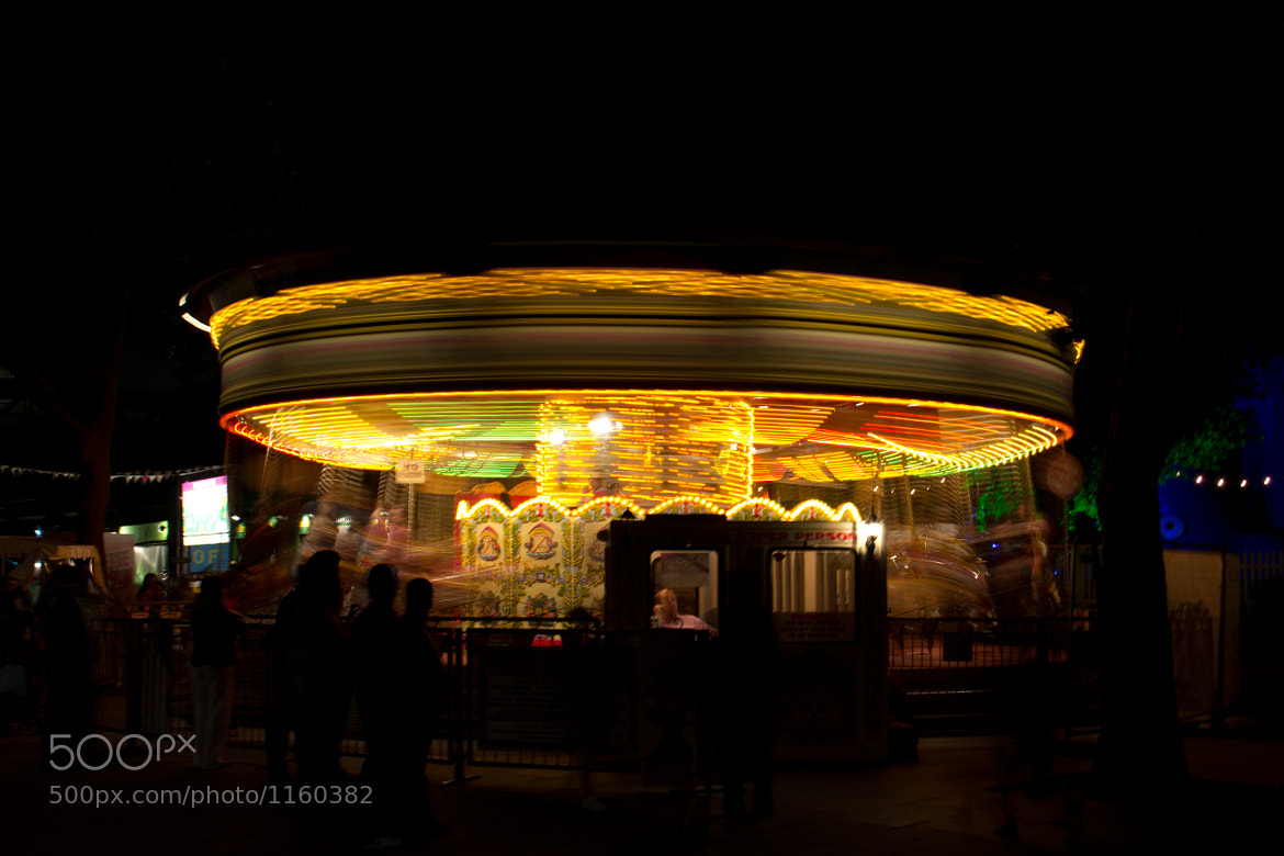 Photograph Caroussel by Laurent Meister on 500px