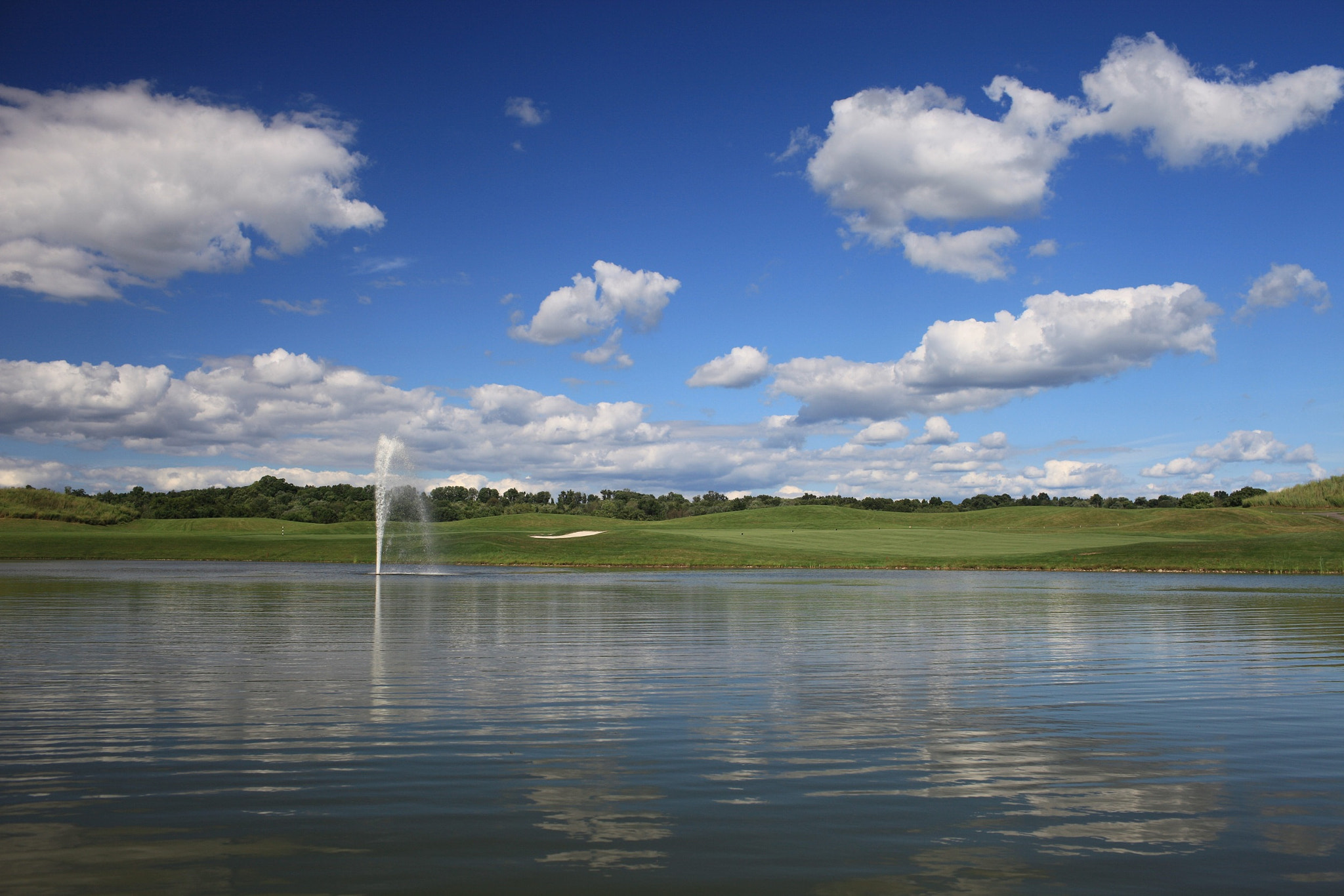 Photograph Sunny day at the golf course by Drew Smith on 500px