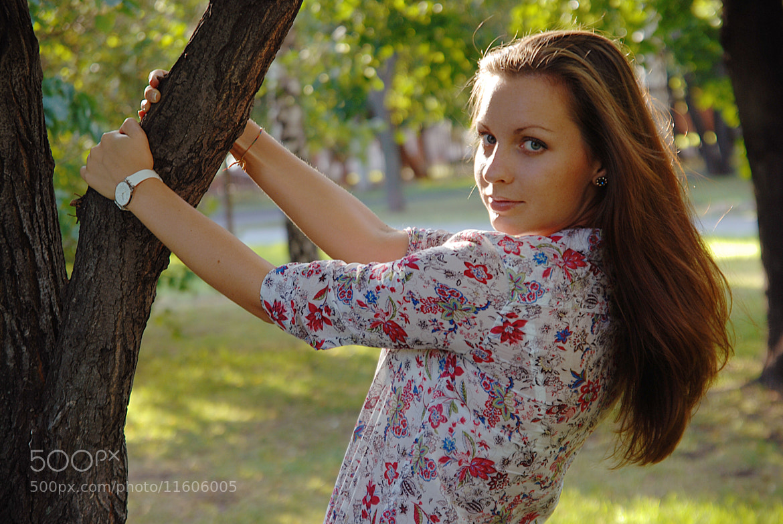 Photograph Summer girl by Masha Dru on 500px