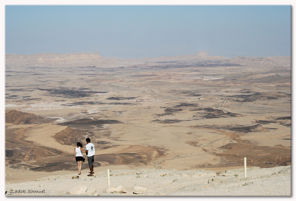 Photograph Ramon Crater by Zadok Shmuel on 500px