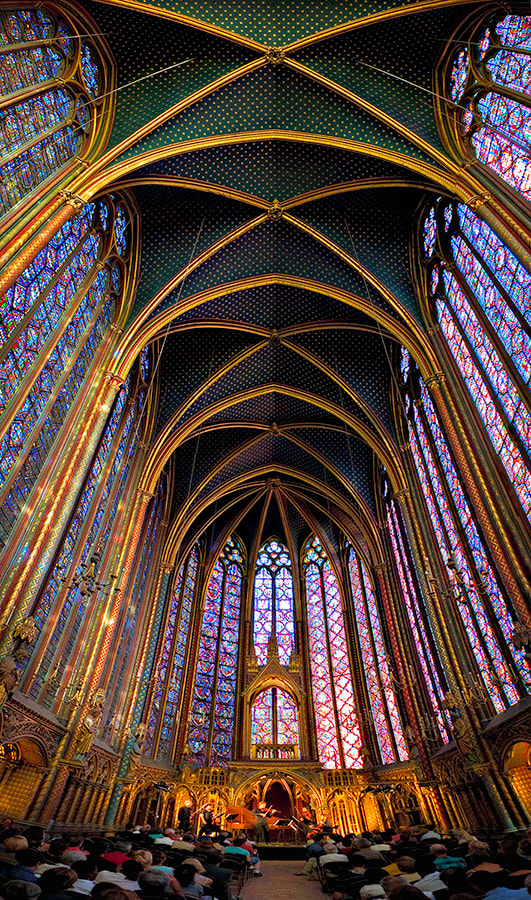 Photograph Saint Chapelle by Kajo Photography on 500px